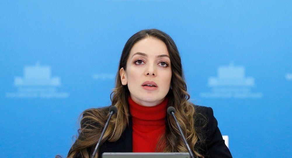 俄羅斯聯邦旅遊署署長扎林娜•多古佐娃