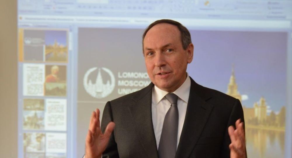 俄羅斯國家杜馬科教委員會主席維切斯拉夫·尼科諾夫