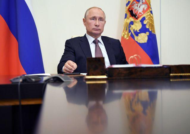 普京提議通過不涉天然氣條款的歐亞經濟聯盟發展戰略