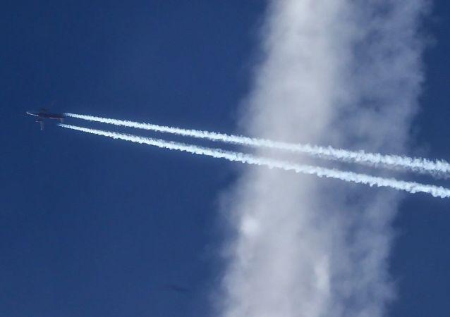 法國飛機完成16000公里最長距離直飛