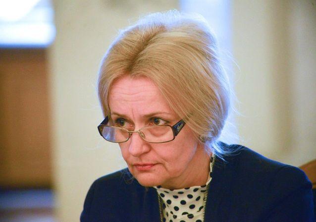 烏克蘭最高拉達前議員伊琳娜•法里奧