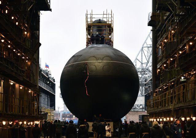 「沃爾霍夫」號柴電潛艇