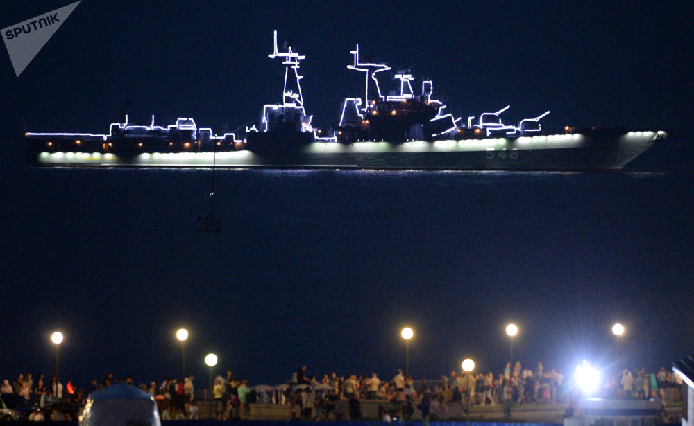 俄羅斯太平洋艦隊艦船潛艇
