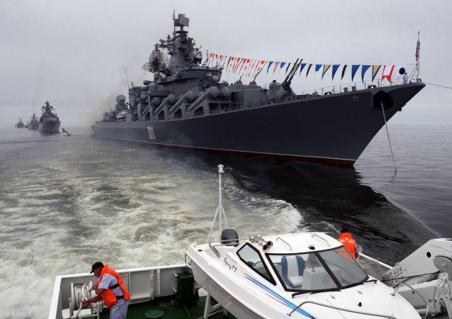 俄太平洋艦隊