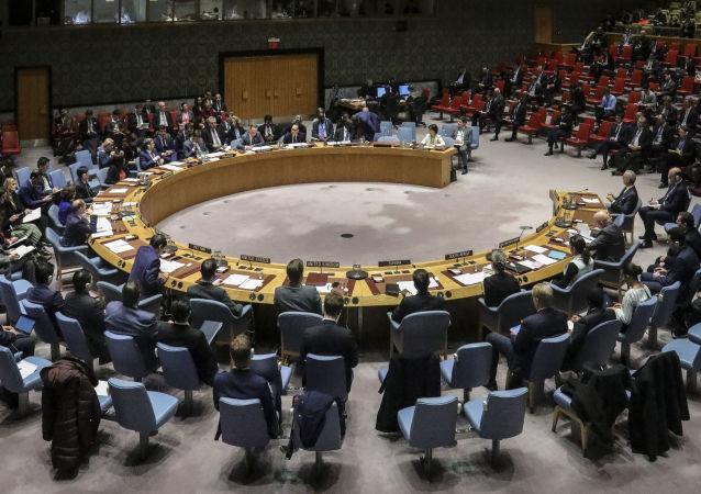 伊朗常駐聯合國代表希望安理會忽略美國的制裁聲明