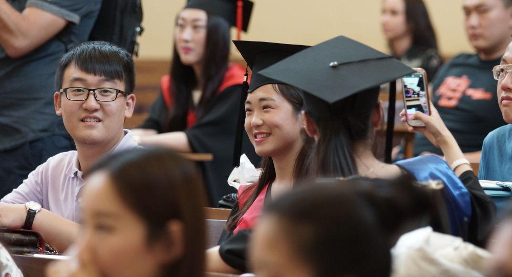 中國駐俄大使館:中俄教育領域合作達到最高水平