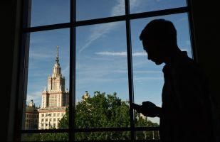 在莫大求學,是很多俄羅斯人和外國人的夢想