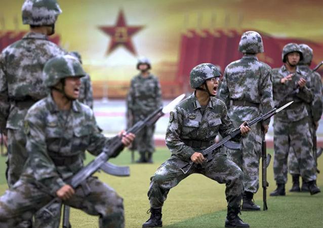 中方參加「高加索-2020」戰略演習官兵將展開作戰籌劃和實兵合練準備