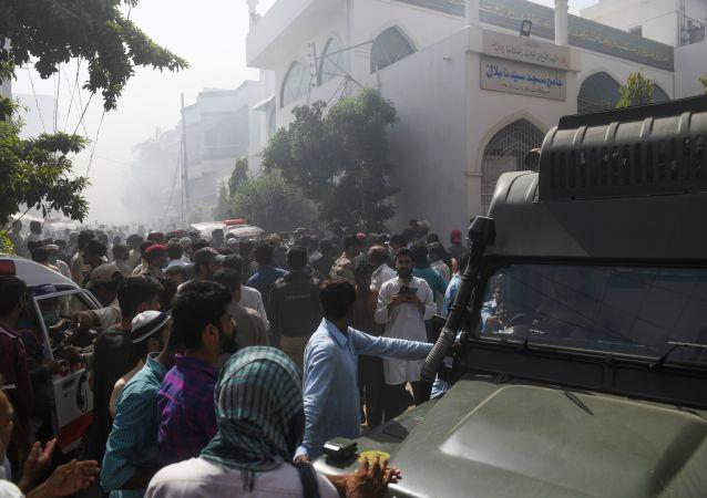 印度總理對巴基斯坦空難表示哀悼