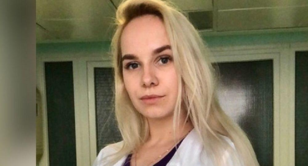 護士娜傑日達•茹科娃