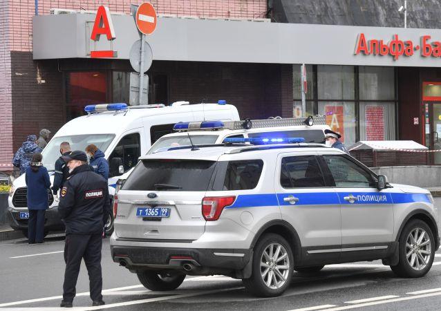 莫斯科警察