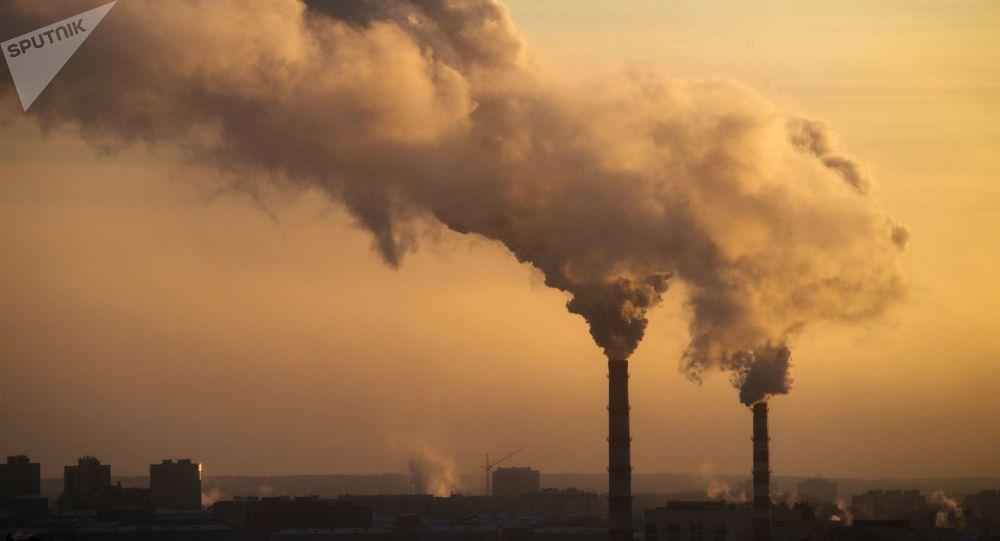 俄羅斯創下五年來空氣污染最高記錄