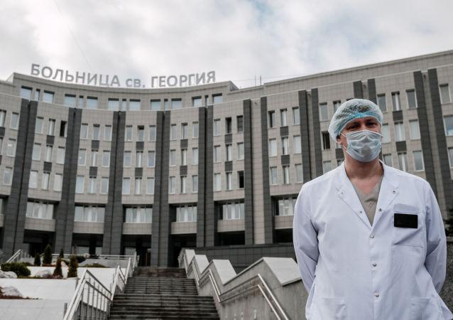 聖彼得堡聖格奧爾吉醫院