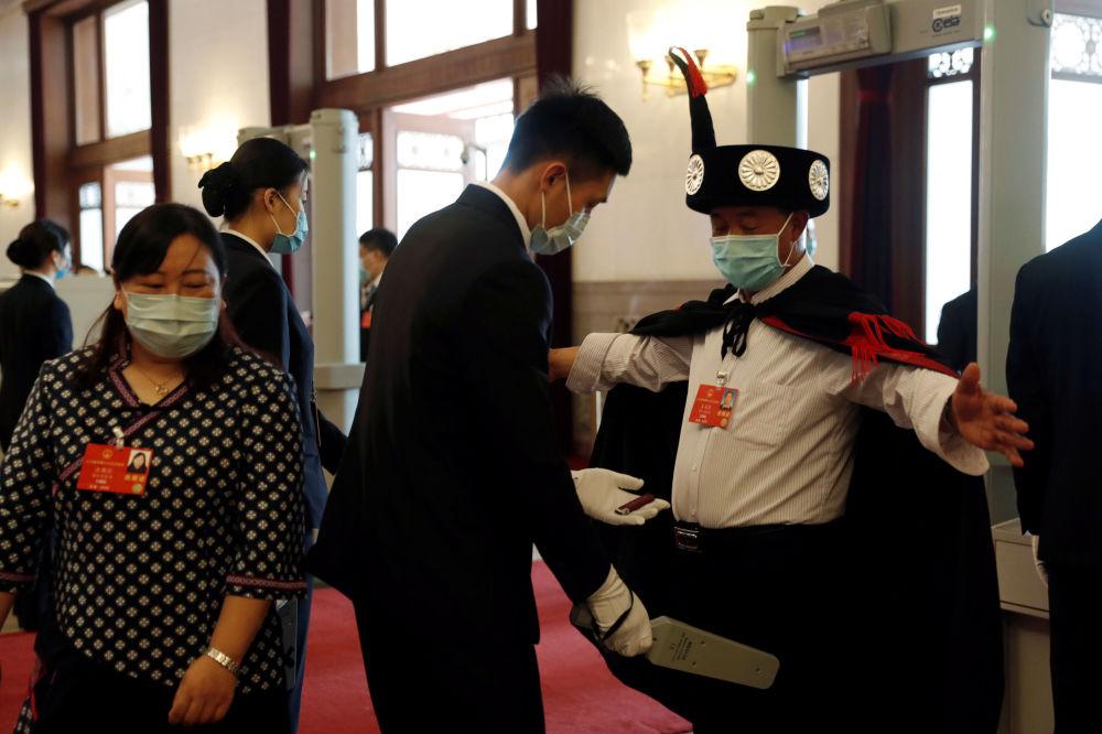 中國第十三屆全國人民代表大會第三次會議