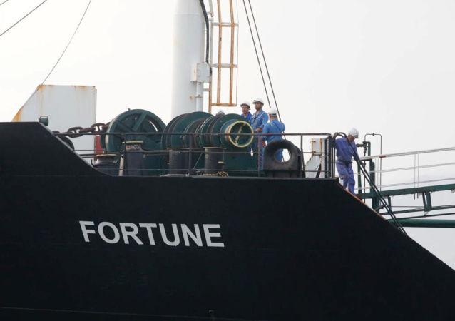 專家:伊朗提供的汽油能夠滿足委內瑞拉國內2-3個月的需求