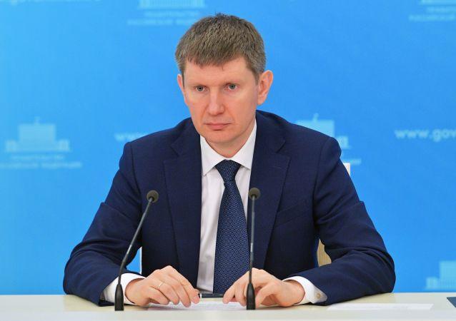 俄羅斯經濟發展部部長列捨特尼科夫