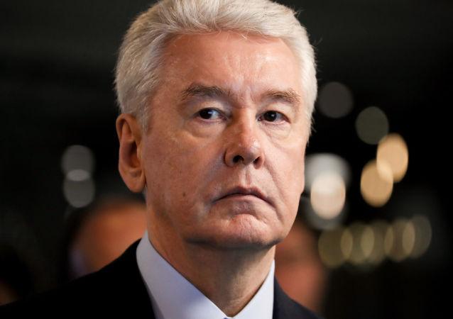 莫斯科市長:勝利日閱兵當天不會允許自由出入紅場