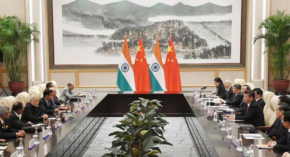 中印邊境爭端無需美國調解