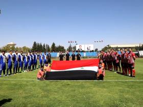 敘利亞足球聯賽在取消防疫措施後將恢復
