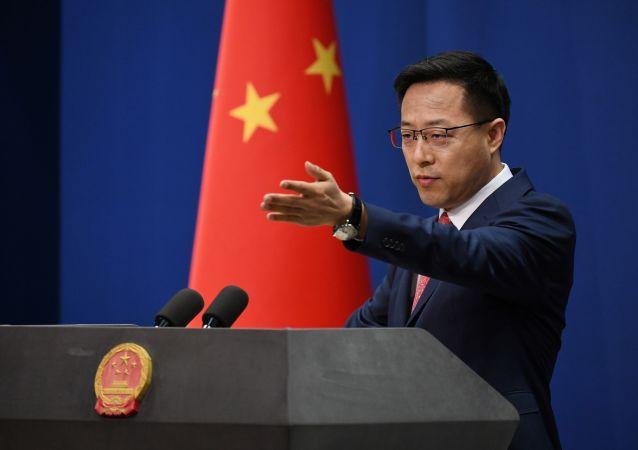 中國外交部駁斥加拿大涉華言論:賊喊捉賊