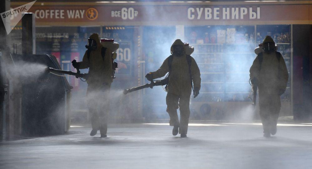 俄經濟學家:全國第二波疫情可能在11月中期之前來臨