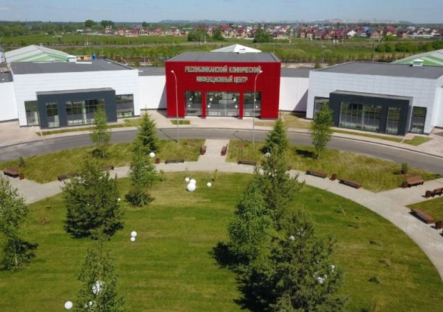 俄衛生部長在巴什基爾開設治療COVID-19的傳染病醫院