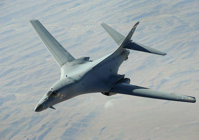 B-1B 「槍騎兵」戰略轟炸機
