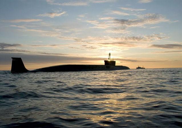 俄海軍總司令:2020年後將繼續建設「北風之神」級核潛艇