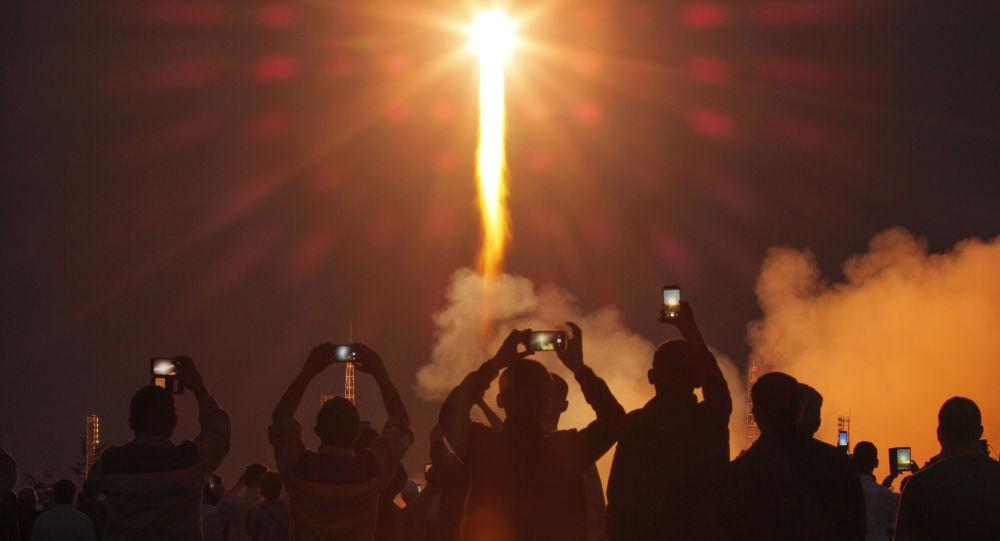俄航天集團宣佈外國宇航員將繼續乘坐俄「聯盟」號飛船飛行