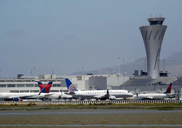 美國2020年航空客運量下降60%