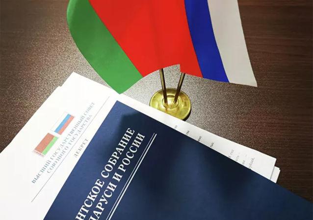 俄白聯盟國家