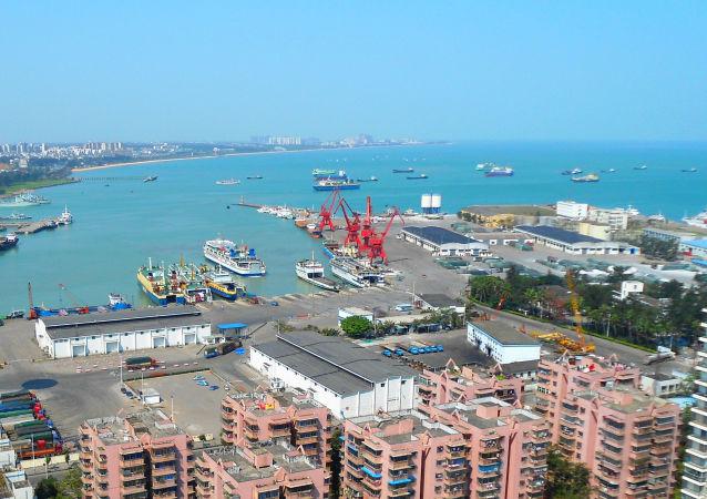 海南國際經濟發展局官員:海南自貿港可成為俄羅斯產品進入中國市場的貿易新平台