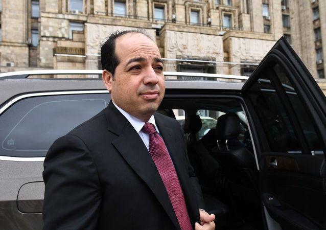 利比亞民族團結政府副總理馬蒂格