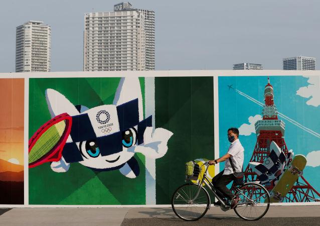 日本首相稱明年的奧運會將規模完整地舉辦