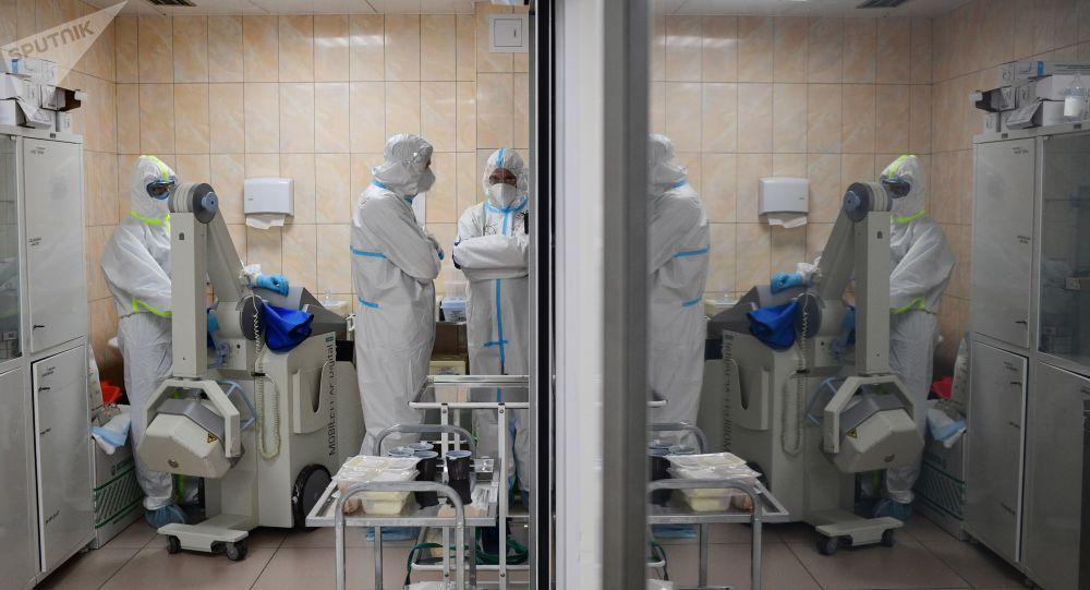 俄衛生部:俄羅斯已成功扭轉新冠疫情形勢