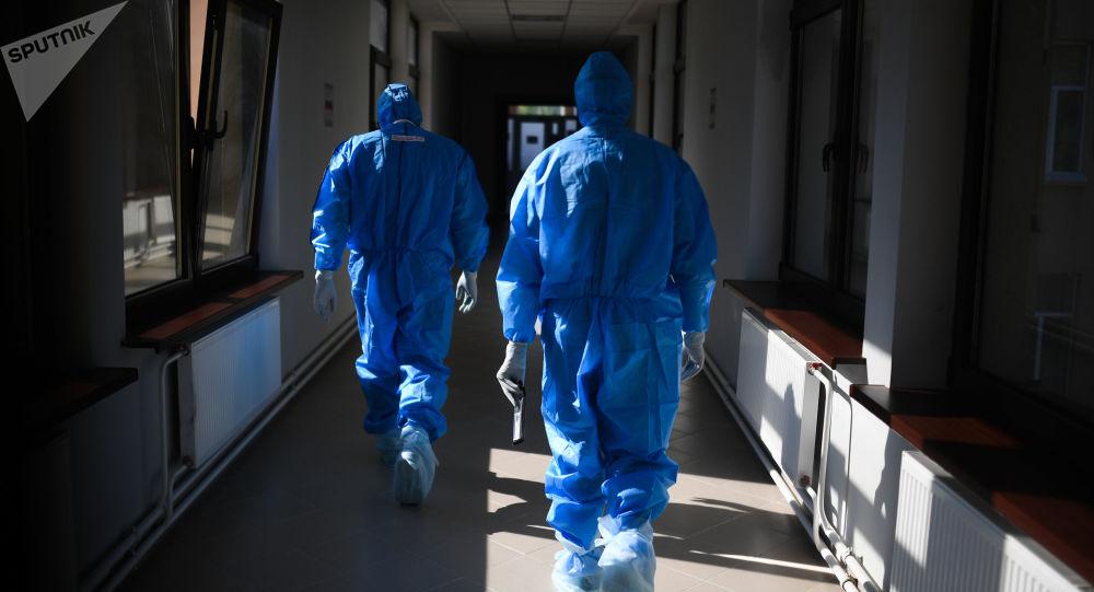 澳大利亞因新冠病毒爆發隔離600余萬人
