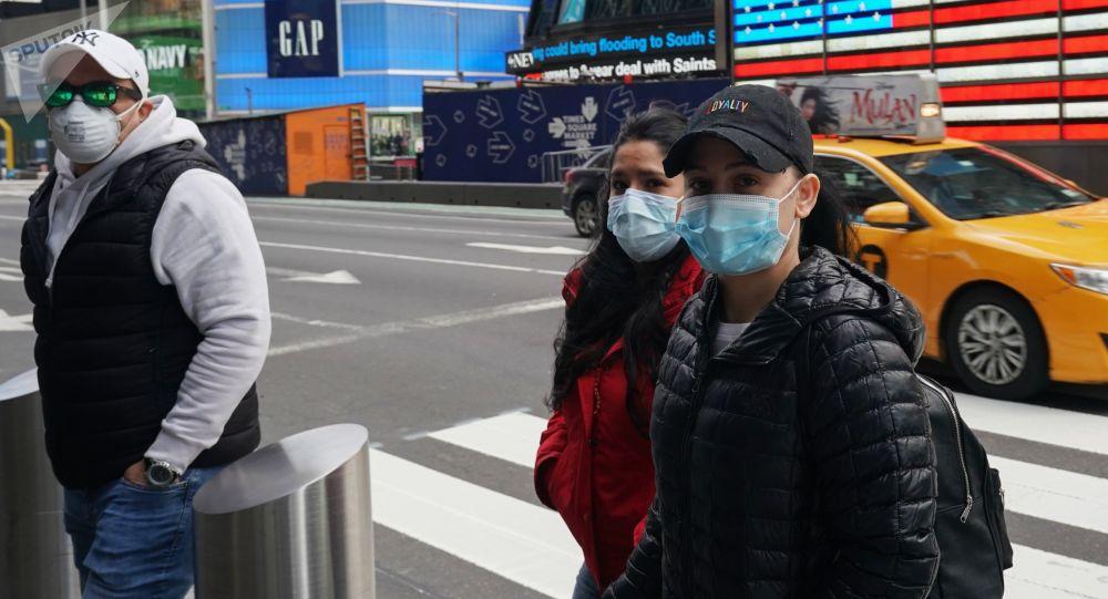 新冠病毒導致美國超過13萬人死亡