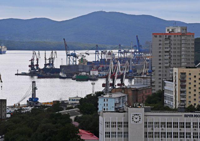 俄濱海邊疆區符拉迪沃斯托克