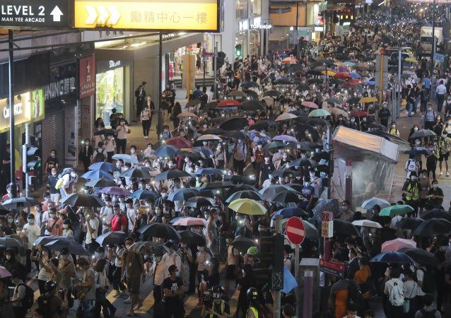 中國駐加拿大大使:強烈敦促加方不向香港暴亂分子提供所謂「政治庇護」