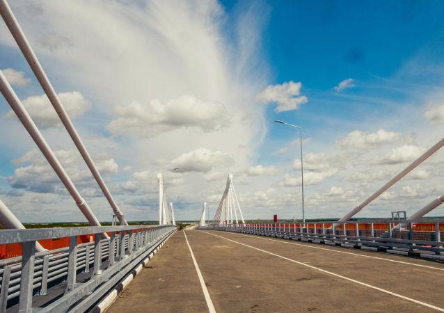 布拉戈維申斯克—黑河公路大橋