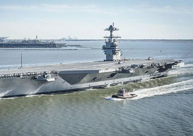 美國航空母艦