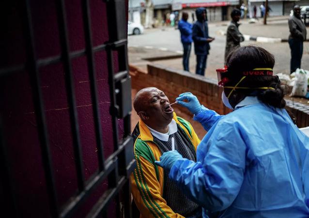 世衛組織:非洲新冠病毒感染死亡病例已超過9000例
