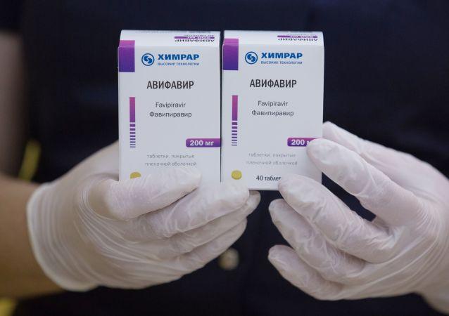 俄直投基金:俄產抗新冠藥物已銷往15個國家