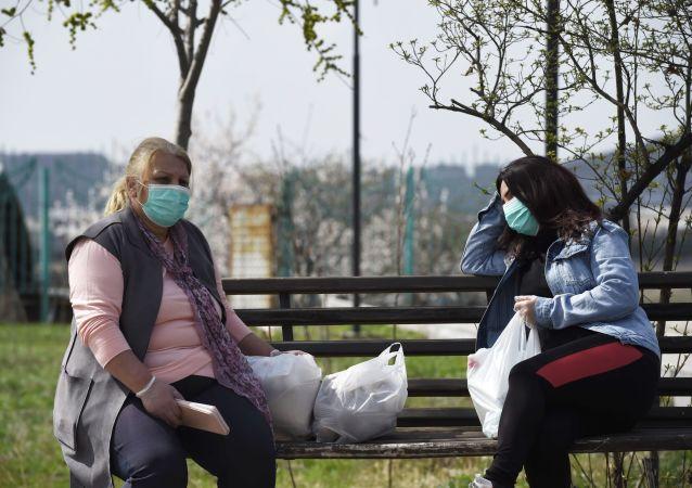 亞美尼亞單日新增新冠病毒感染病例超過350例