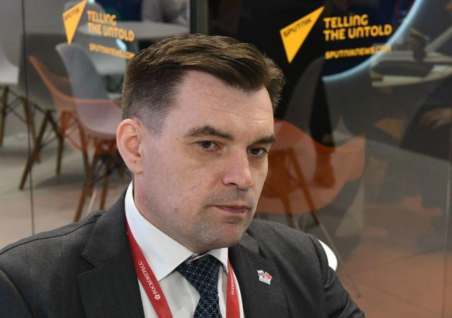 俄羅斯駐華商務代表伊紐申