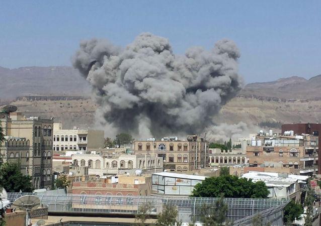 胡塞武裝稱也門北部有11名平民在沙特的空襲中喪生