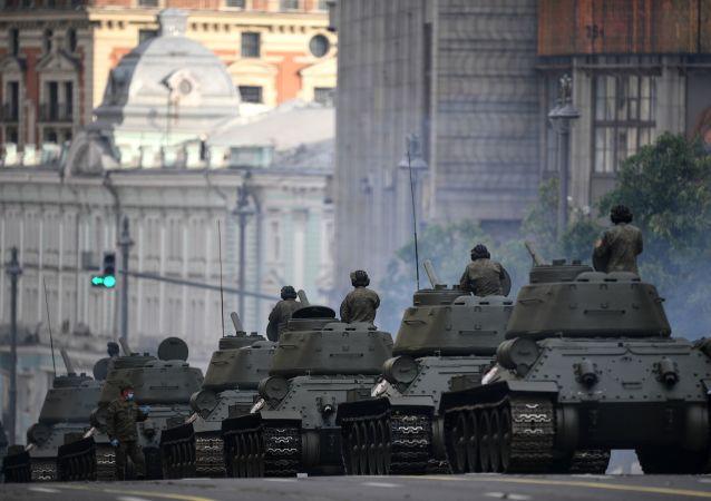 中國媒體高度評價即將到來的紅場閱兵:展現出了俄羅斯的勇氣