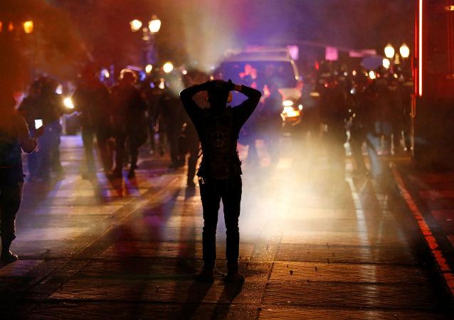 臉書和推特沒有找到外國干涉美國抗議活動的證據
