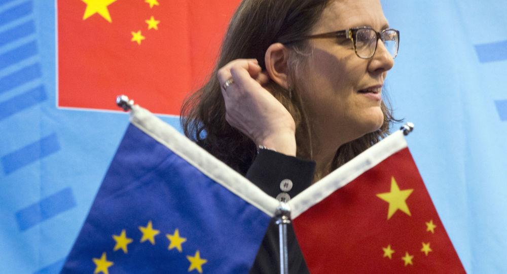 外媒:歐盟借發展對華關係保留獨立於華盛頓的外交自主權