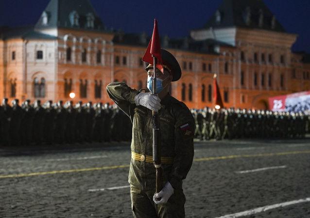 或將對出席莫斯科勝利日閱兵的國家領導人名單進行調整